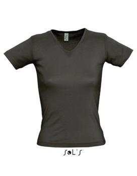 Lady 220 Ladies V-Neck