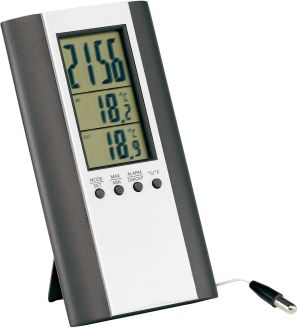 "Indoor- und Outdoor-Thermometer ""Mars"""